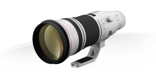 EF 500mm f/4L IS II USM