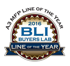 BLI 2016 A3 MFP Line of the Year