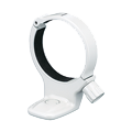 Tripod mount ring A-II White