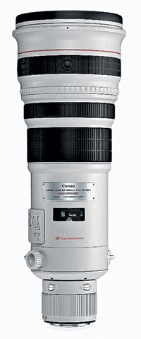 EF 500mm f/4L IS USM